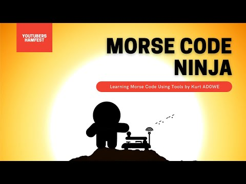 Learning Morse Code with