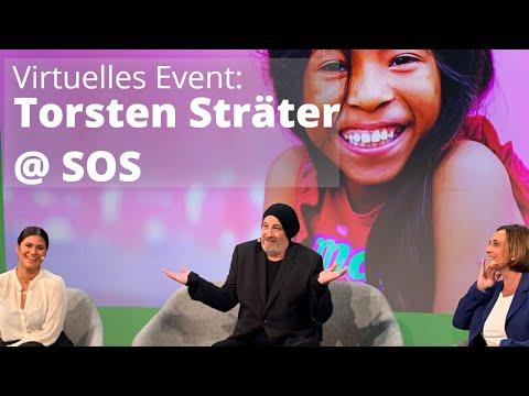 Torsten Sträter @ SOS | Virtuelles Event der SOS-Kinderdörfer