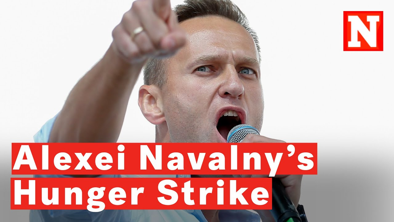 Why Is Putin Critic Alexei Navalny On A Hunger Strike? What To Know So Far