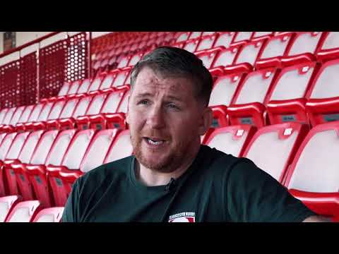 MEA Sports Awards 2019 - Jonny Bell Interview