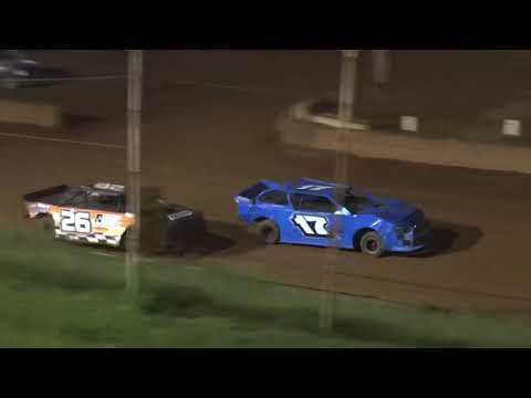Stock 4b at Winder Barrow Speedway August 7th 2021 - dirt track racing video image