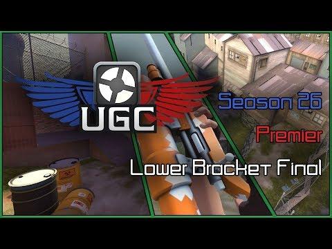 UGC EU HL S26 Premium LBF: Feila eSports vs. The Bureau