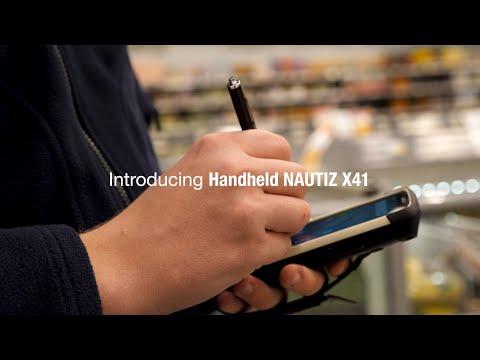 Introducing Handheld NAUTIZ X41