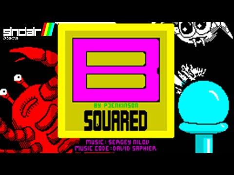 B SQUARED: ZX HOMEBREW GAME