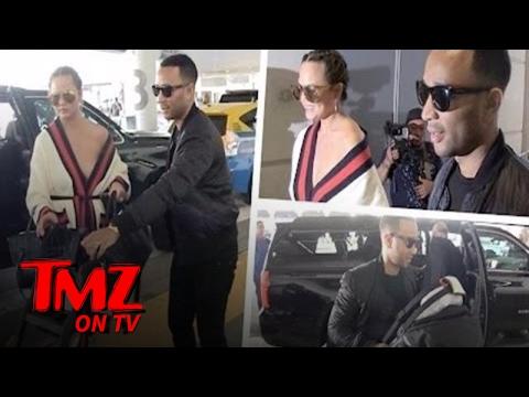 Drake Does A Really Good John Legend Impression Source | TMZ TV