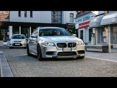 700HP BMW M5 F10 w/ Akrapovic Exhaust - LOUD Accelerations !