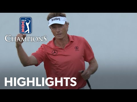 Highlights   Round 2   Oasis Championship