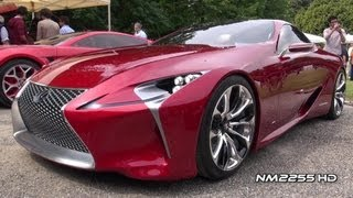 Lexus LF-LC Luxury Sports Coupè Concept