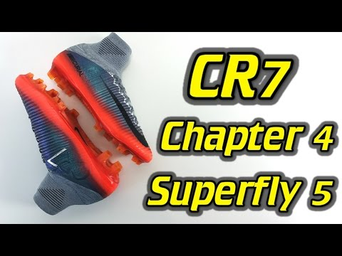 CR7 Nike Mercurial Superfly 5 (Chapter 4: Forged for Greatness) - One Take Review + On Feet - UCUU3lMXc6iDrQw4eZen8COQ
