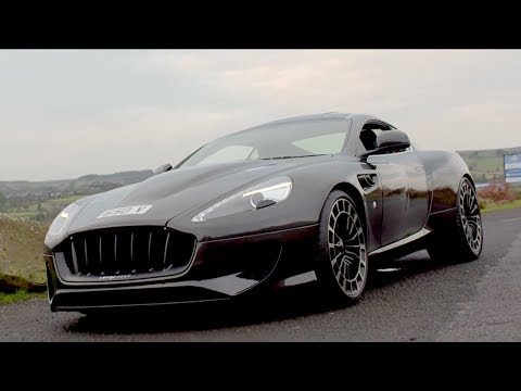 Kahn Vengeance Aston Martin DB9 -- /DRIVEN