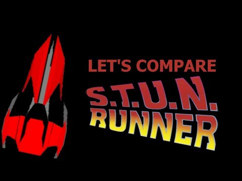 Let's Compare ( S.T.U.N. RUNNER )