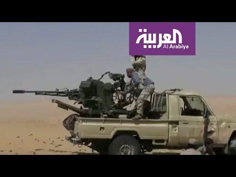 مقاتلات التحالف تستهدف مواقع الميليشيات في محافظة البيضاء