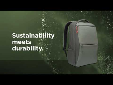 The Limited-Edition Lenovo Eco Pro Backpack