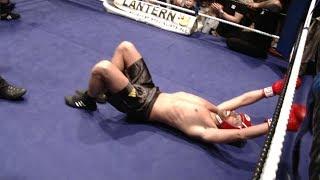 IBA Boxing - George Grogan v Nick Whiting - Circus Tavern