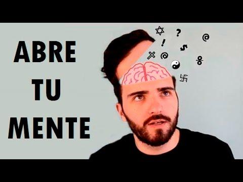 ¿Tienes la mente cerrada?