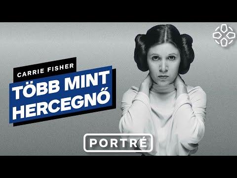 Több mint hercegnő: A Carrie Fisher-portré