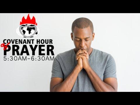 DOMI STREAM:COVENANT HOUR OF PRAYER  28, JULY 2021