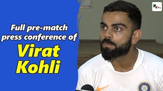 Watch: We should carry forward the momentum from Australia series, says Kohli