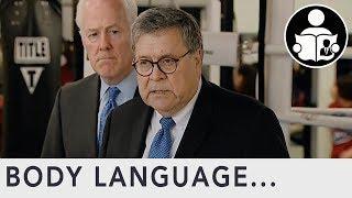 Body Language: AG Barr Epstein Case Update
