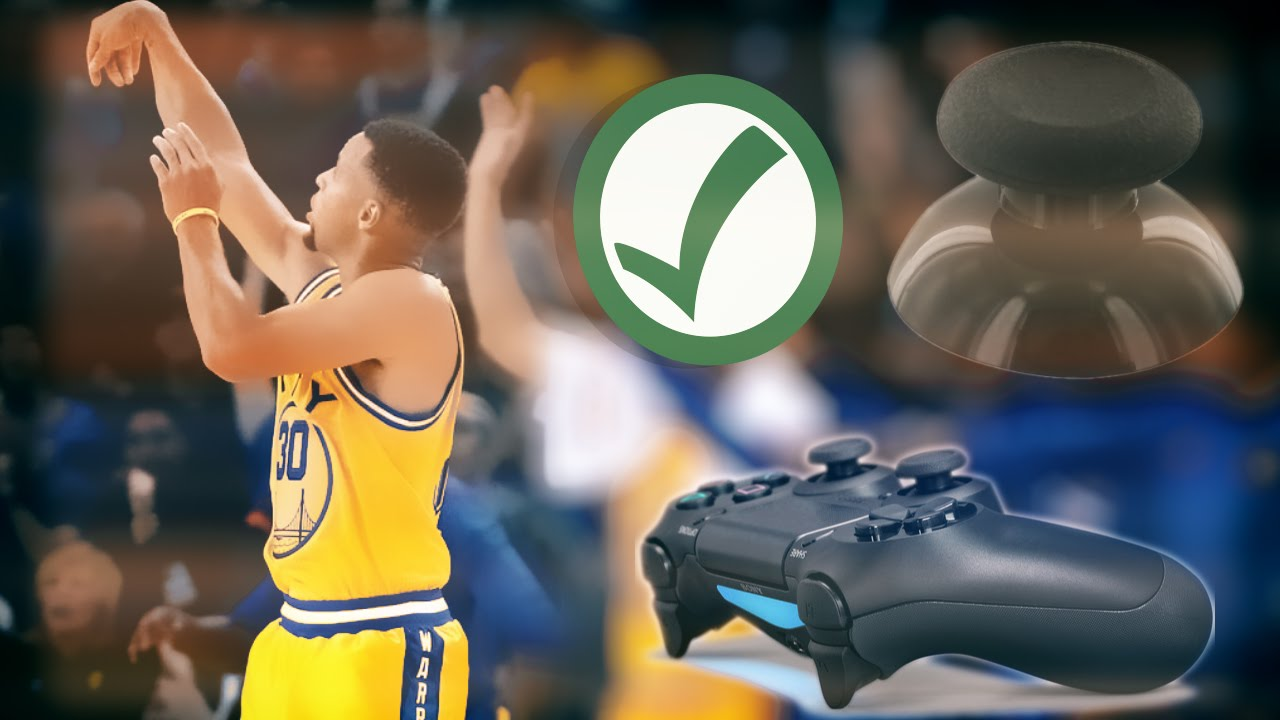 NBA 2K17 - CLEANEST SHOOTING FORM IN 2K17!!! WHY YOU 100% HAVE TO SWITCH TO THE SHOT STICK!!