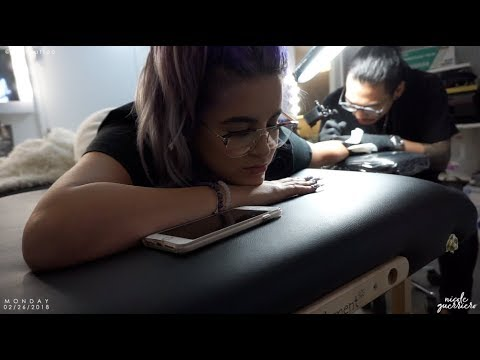 Yesterdays | Vol.48 -- TWO NEW TATTOOS