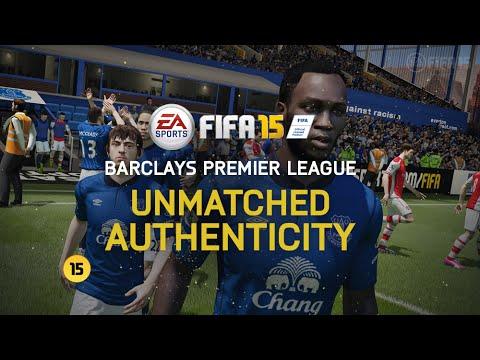 FIFA 15 | New Player Faces & Stadiums | Barclays Premier League - UCoyaxd5LQSuP4ChkxK0pnZQ