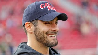 Robert Saleh, Jimmy Garoppolo and More Breakdown the First Day of Joint Practices with Denver