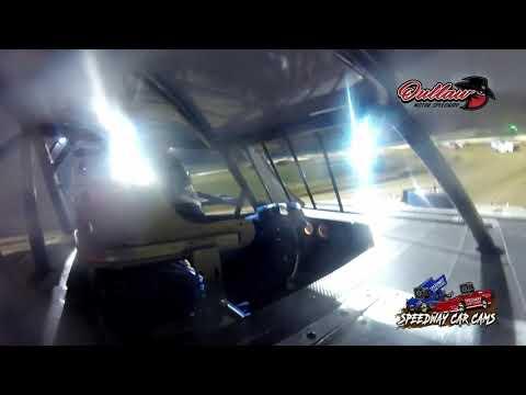 #24 Jarret Dodson - Usra Modified - 6-4-2021 Outlaw Motorspeedway - In Car Camera - dirt track racing video image