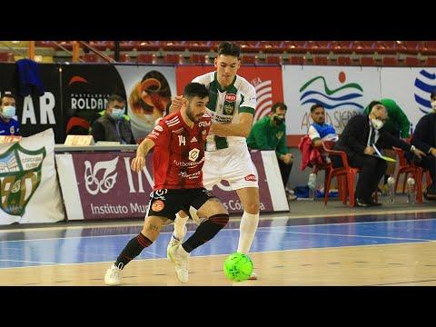 Córdoba Patrimonio - Fútbol Emotion Zaragoza Jornada 11 Temp 2020-21