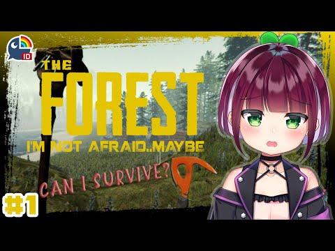 〔The Forest〕Can Nagisa Survive playing alone?【NIJISANJI ID | NAGISA ARCINIA】