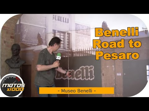 Road To Pesaro Museo Benelli | Motosx1000