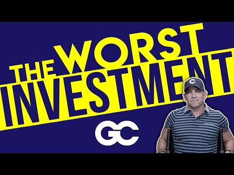 The Worst Investment You Can Ever Make - Grant Cardone photo