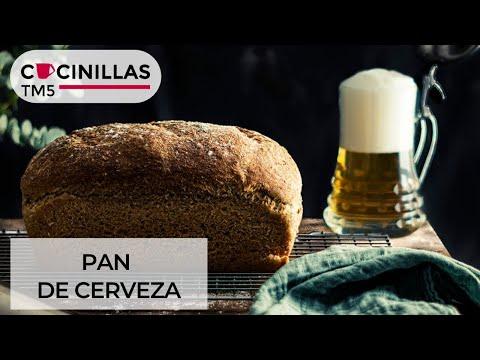 Pan de Cerveza y Aceite de Oliva   Recetas Thermomix