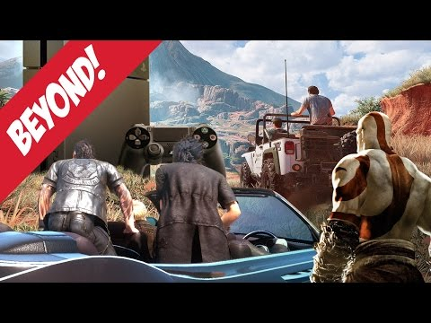 Uncharted 4, Final Fantasy XV, and God of War Hype - Podcast Beyond Episode 438 - default