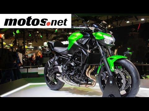 Kawasaki 2020   Salón de Milán / EICMA / Preview en español