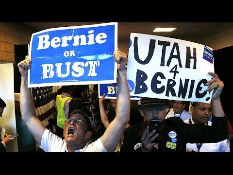 'Unity not a word to win Bernie Sanders supporters' – FishTank