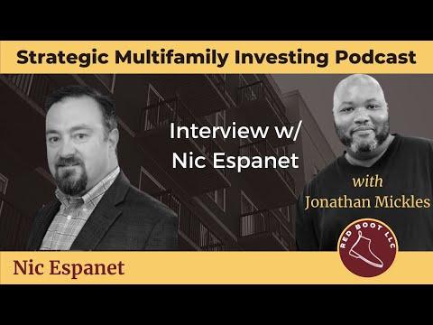 Interview w/ Nic Espanet