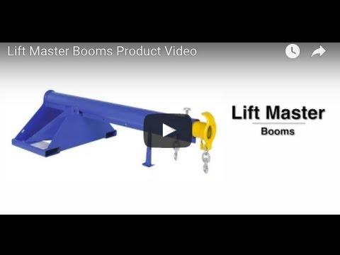 Lift Master Telescoping Boom