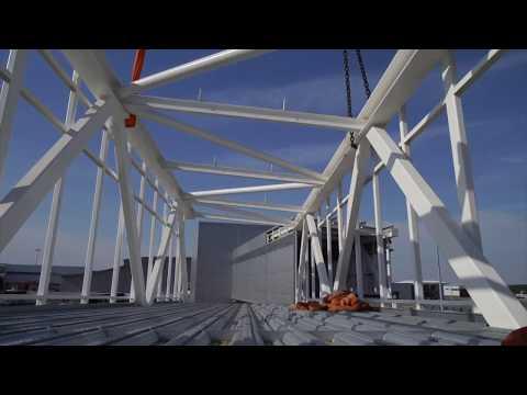 Transforming London Luton Airport time-lapse