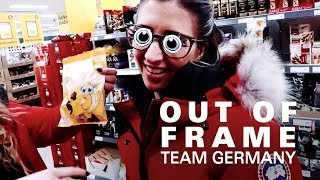 Out of Frame... with Team Germany