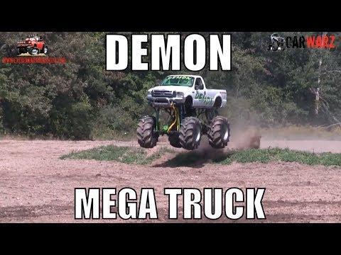 DEMON Ford Mega Truck At Nightmare Racing Mud Bog 2018