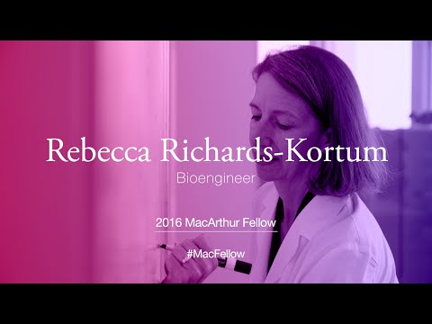 Bioengineer Rebecca Richards-Kortum | 2016 MacArthur Fellow