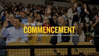 UCF Commencement: May 3, 2019 | Afternoon Ceremony