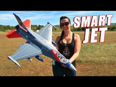 F-16 Falcon RC Fighter Jet - Beginner Easy to Fly EDF Jet - TheRcSaylors - UCYWhRC3xtD_acDIZdr53huA