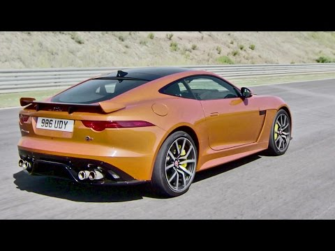 2017 Jaguar F-Type SVR - 575PS - Dynamics