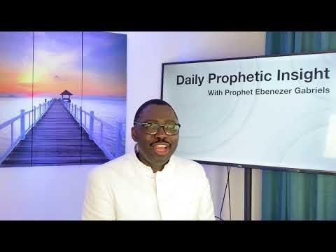 Prophetic Insight Jul 5th, 2021