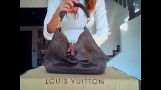 ebf308d5d65b Review... Audacieuse PM (discontinued) Vuitton bag ASMR video - YouTube