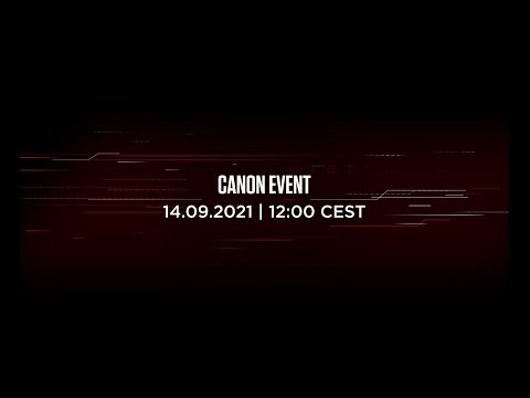 The Canon EOS R3 - Launch Event