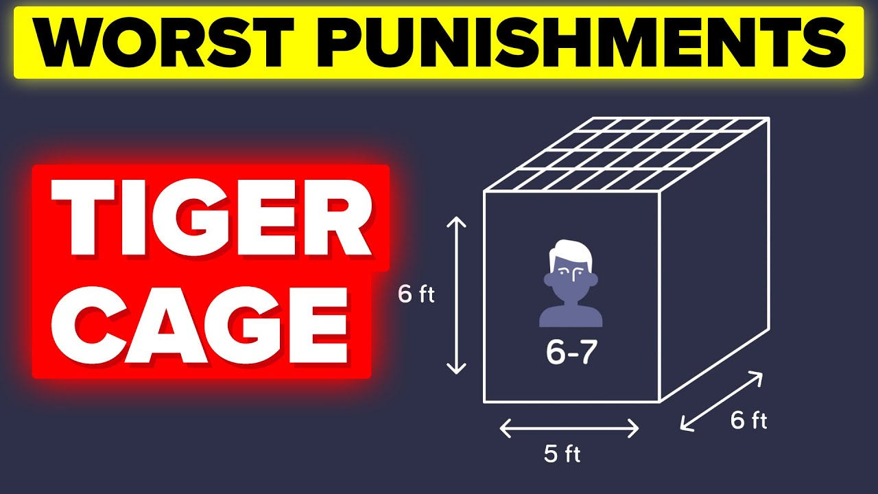 Tiger Cage – Worst Punishments in the History of Mankind