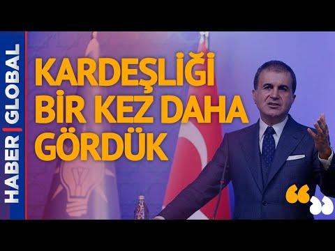 Biden'a Tepki, Azerbaycan'a Teşekkür! Ömer Çelik'ten Çarpıcı Açıklamalar